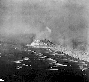 H-Hour at Iwo Jima